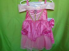 DISNEY BABY STORE SLEEPING BEAUTY PRINCESS AURORA COSTUME DRESS 18-24MO NWT