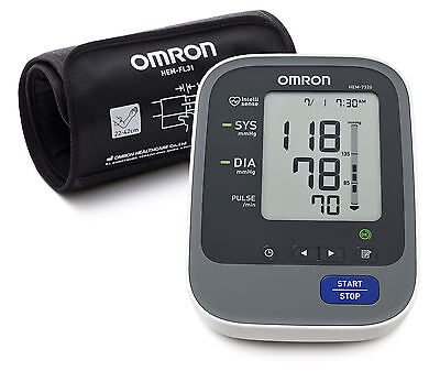 Omron Bluetooth Blood Pressure Monitor HEM 7280T