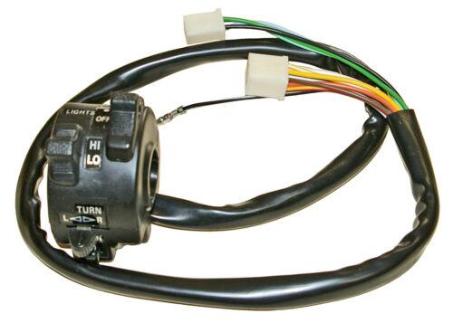 Suzuki TS125ER-Z L//H handlebar switch 1982 fast despatch