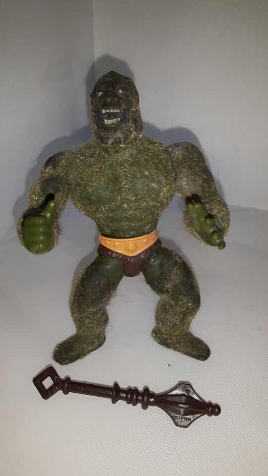 Moss Man og Rattlor, He Man, Masters of the Univers