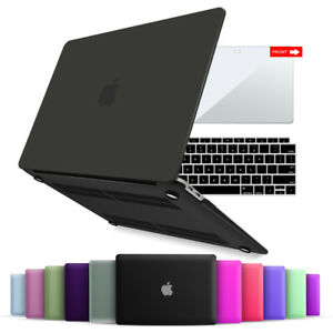 "2020 MacBook Air 13"" (M1) A2337 A2179 Case Hard Shell Plastic + Keyboard +Screen"