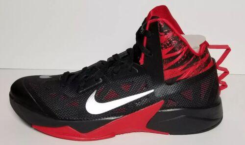 2013 o para 001 5 Nuevo y 13 615896 Nike Hyperfuse Negro Caja Zoom hombre 11 Tama xtqWEYaw