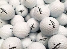 24 x BRIDGESTONE REFINISHED GOLF BALLS PRACTICE QUALITY