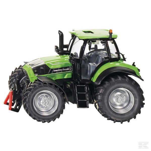 SIKU Duetz-fahr Agrougeon TTV 7230 1 32 SCALE MODEL jouet tracteur eau