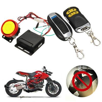 Auto Alarmanlage Klappschlüssel Mit Key 6 Fernstart Eintrittssirene Schutz 12V