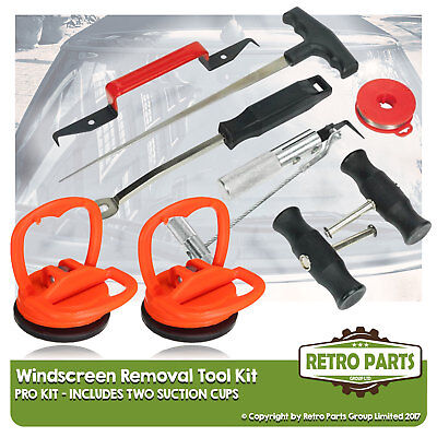 Apprensivo Parabrezza Vetro Strumento Di Rimozione Kit Per Honda Legend. Aspirazione Coppe