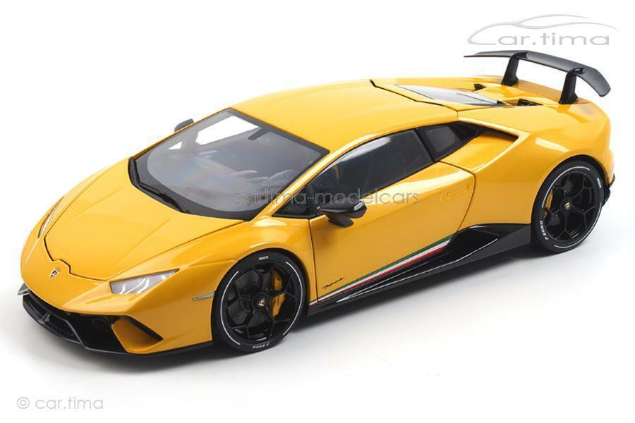 Lamborghini Huracan performante-jaune INTI-Autoart 1 18 - 79155