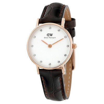 Daniel Wellington 0902DW Classy York Ladies Watch