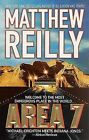 Area 7 by Matthew Reilly (Paperback / softback)