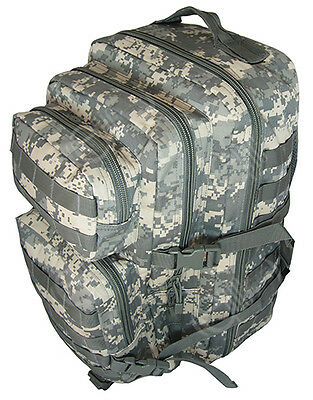 AT DIGITAL CAMO Molle RUCKSACK Assault Large 36L BACKPACK Tactical Army Day Pack