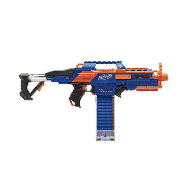 Nerf Cs 18 N Strike Elite Rapidstrike Blaster For Sale Online Ebay