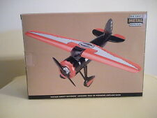 Harley Davidson 1932 Lockheed Vega 5B Die Cast Airplane Bank HD 3-New