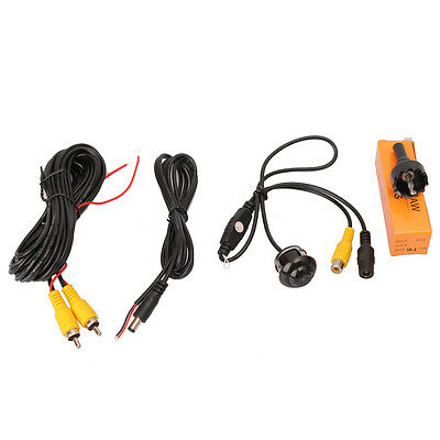 CMOS 360°Car Front Side Rear View Reverse Camera for All Car Night Vision
