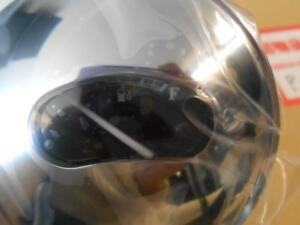 GENUINE-HARLEY-DAVIDSON-OEM-CHROME-FUEL-GAUGE-SOFTAIL-DYNA-ROADKING