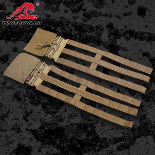 Skeletal Cummerbund Belt with Quick Release Buckle for JPC XPC Tactical Vest