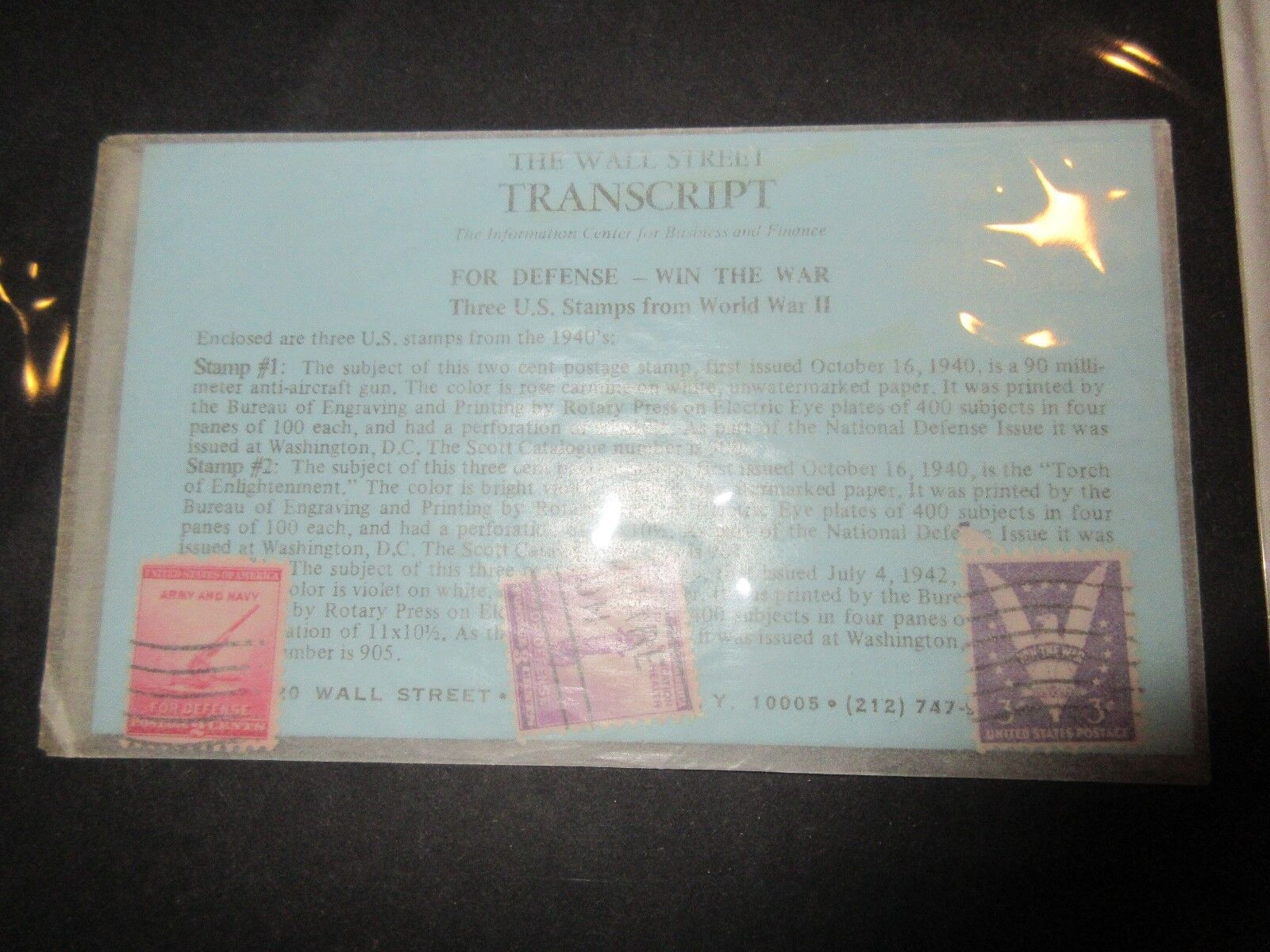 Philatelic Misc. Lot , Ike 8 Cents , 1931 Cord , Russia