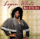 More of the Best by Lynn White (CD, Aug-2001, Blues Works)
