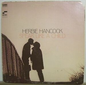 Herbie-Hancock-Speak-Like-A-Child-Blue-Note-BST84279-VG
