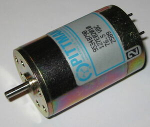 Pittman-9534-Motor-76-5V-High-Torque-Precision-7-Pole-Motor-6-100-RPM