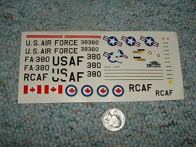 Hawk decals 1//48 MIG-15   Kit # 218-200  QQ