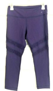 TONIC-Elevar-Workout-Sport-Yoga-Capri-Pants-Leggings-Womens-Sz-S-Purple