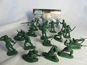 Robin-Hood-039-s-men-60MM-16-in-8-poses-Made-by-LOD-Barzso