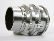 WOLLENSAK 25MM Cine Raptar C-Mount f/1.9 Lens For Bolex BMPCC 4/3rds  Nice!