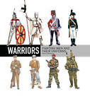 Warriors: Fighting Men and Their Uniforms by Martin Windrow (Hardback, 2015)