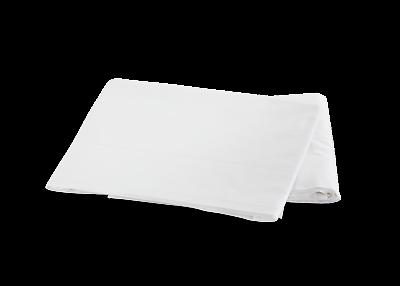 Bettwaren, -wäsche & Matratzen Weiß Extrem Effizient In Der WäRmeerhaltung Matouk Milano King Hohlsaum Flache Platte