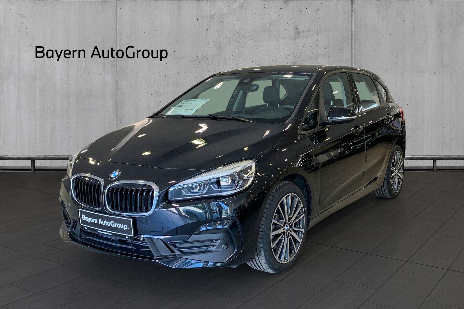 BMW 225xe 1,5 Active Tourer Connected aut. 5d