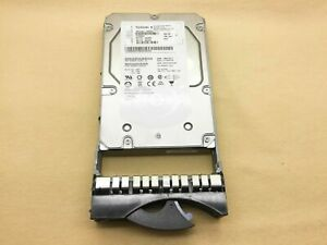 "IBM 43X0805 300GB 15K RPM 3G LFF 3.5/"" SAS HDD HARD DRIVE W//TRAY"