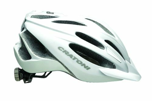 Safety Cratoni C-Blaze Bicycle Helmet LED Light Integrated 21 Air Vent Keep Cool