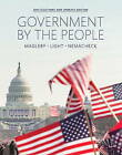 Government by the People, 2014 Elections by Christine L. Nemacheck, Paul C. Light, David B. Magleby (Paperback, 2015)