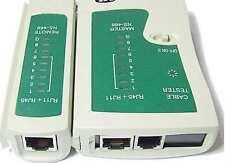 RJ45 RJ11 Cat5e Cat6 USB Network Lan Cable Tester Test Tool NEW USA
