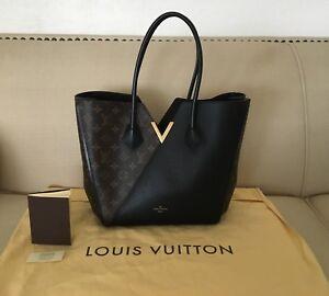 Louis Vuitton Kimono Mm Mng Noir Handbag