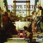 Giuseppe Tartini: The Violin Concertos, Vol. 10 (A rivi a fonti a fiumi...) (CD, Apr-2003, 2 Discs, Dynamic (not USA))