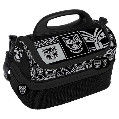 Nz New Zealand Warriors Nrl Insulated Back To School Lunch