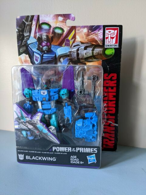 Transformers POTP Blackwing - opened