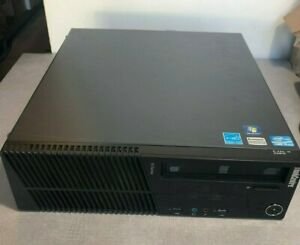 Lenovo-ThinkCentre-M91p-SFF-Computer-Intel-I5-2400-3-1Ghz-4GB-No-Hard-drive