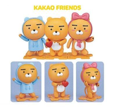 "Model Kit Bandai Kakao friends /""Ryan Ribbon/"""