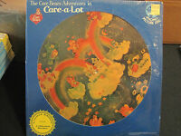 Care Bears Care-a-lot 33 1/3 Lp Brand New, Sealed Picture Disc Rare