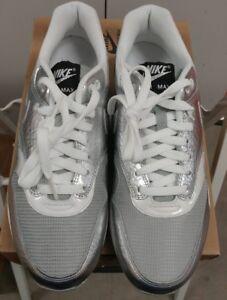 308866 B 5 Puissant Air Taille 9 argent métallisé Lunar 1 Pack Max Nike Apollo 003 Y6gbyf7v