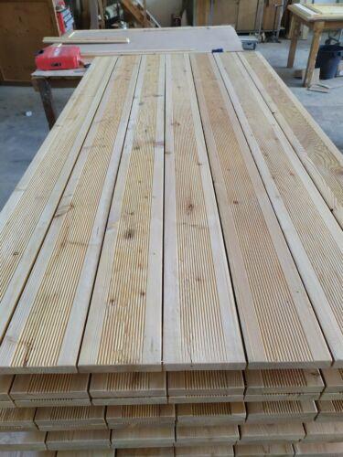 Dove acquistare Pavimento in legno Larice per esterno mm.27x140x1000