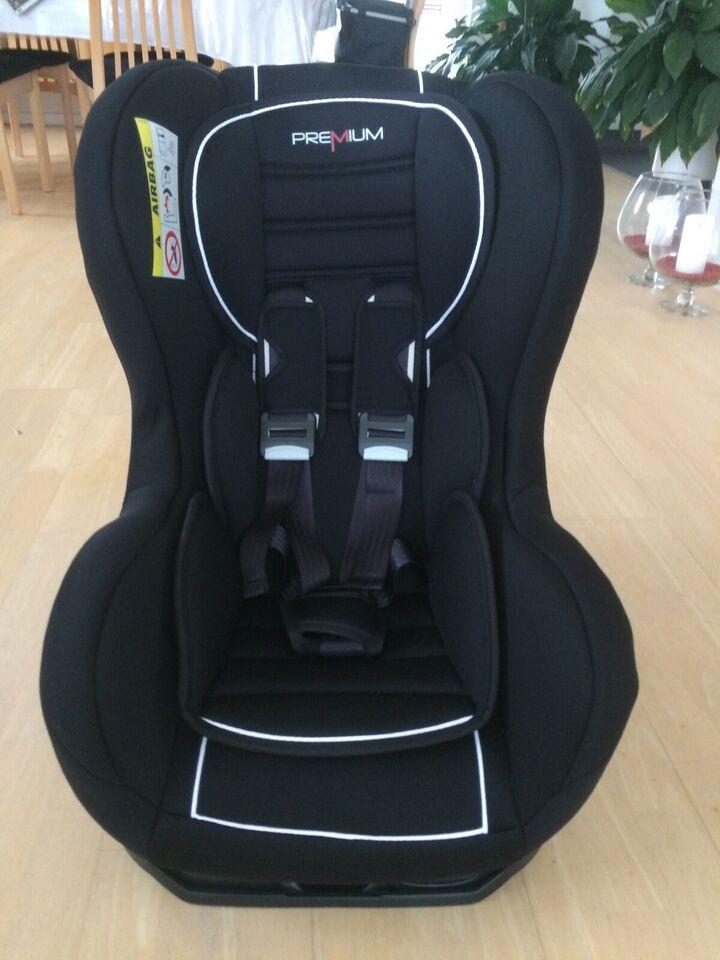 Autostol, op til 18 kg , Premium Baby Cosmo