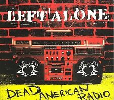 Dead American Radio by Left Alone (CD, Aug-2006, Hellcat Records)