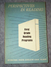 Perspectives in Reading No 5, First Grade Programs, James Kerfoot, FREE SHIP