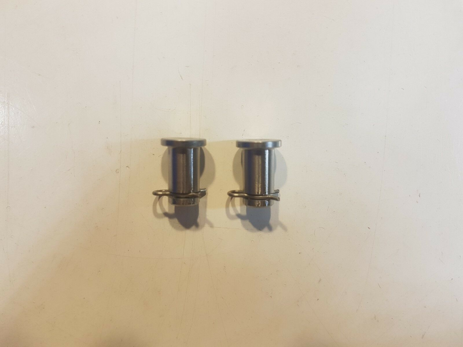 Mk1 Escort Early Door Check Strap Pins Twin Cam RS1600 Mexico Stainless Steel