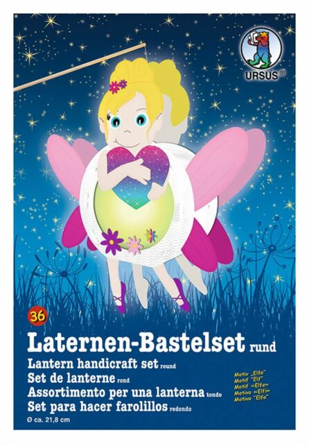Ursus Lanterne Craft Kit - Fairy