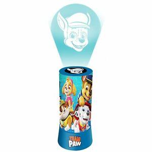 Officiel-Paw-Patrol-LED-Projecteur-Eclairage-Lumiere-ENFANTS