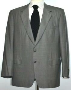 Brioni-Mens-Traiano-2-BTN-Super-170-039-s-Wool-Suit-Size-46-56-R-NEW-5700